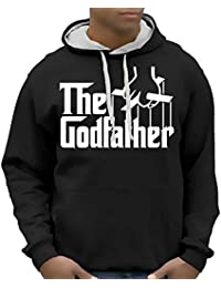 THE GODFATHER Hoodie Sweatshirt der Pate Mafia - div. Farben Gr.S M L XL