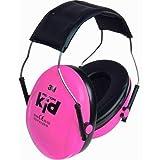 3M Peltor Kids Ear Muffs Headband - Neon Pink by 3M