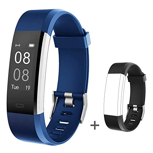 YAMAY Smartwatch Braccialetto Fitness Activity Tracker Smart Watch Android...