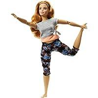 Barbie Sonsuz Hareket Bebekleri (FTG84)