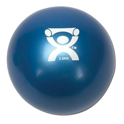 Cando W40124 Balle Lestée Cando, 2,5 kg,