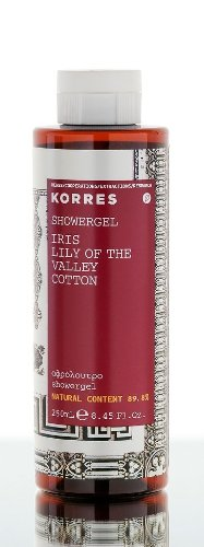 Korres Iris Showergel 250ml
