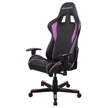 DXRacer OH/FE08/NP Formula Gaming Chair - schwarz/lila