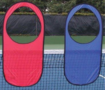 Oncourt offcourt taput Pop-Up Tennis Ziele, Nylon, 63,5x 134,6cm Größe (2Stück)