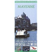 Carte routière : Mayenne