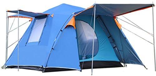 Tenda Tenda Tenda da campeggio automatica tenda da campeggio per 3-4 persone di luglio | Aspetto Gradevole  | riparazione  d20e8d