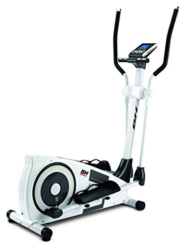 BH Fitness NLS14 Plus Cross Trainer - White