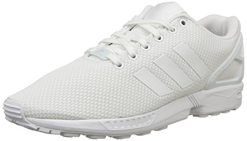 adidas Originals Herren ZX Flux Sneakers, Weiß