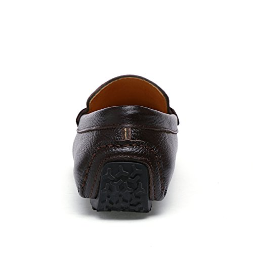 Miyoopark , Herren Mokkasins Coffee