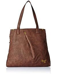 Baggit Women's Shoulder Bag (Cappuccino)