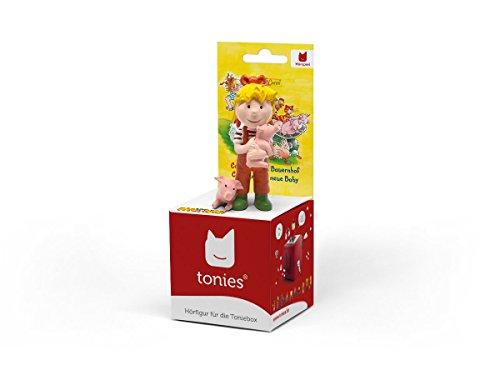 Boxine 10702-1033 - Tonie Connie Bauernhof und das neue Baby, Lernspielzeug