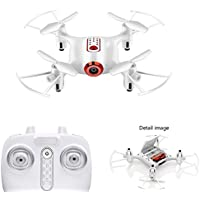 Price comparsion for YMXLJJ FPV Remote Control Drone And Camera With Camera Live Video WIFI 2.4Ghz 480P 6-Axis Gyro Quadcopter 360° Flip, Headless Mode, Height Retention