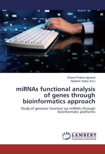 miRNAs functional analysis of genes through bioinformatics approach: Study of genomic function via miRNAs through bioinformatic platforms