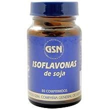 ISOFLAVONAS SOJA COMP 80 COMP.