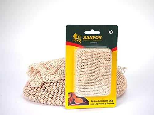 Sanfor 10148 Bolsa Cocción Legumbres