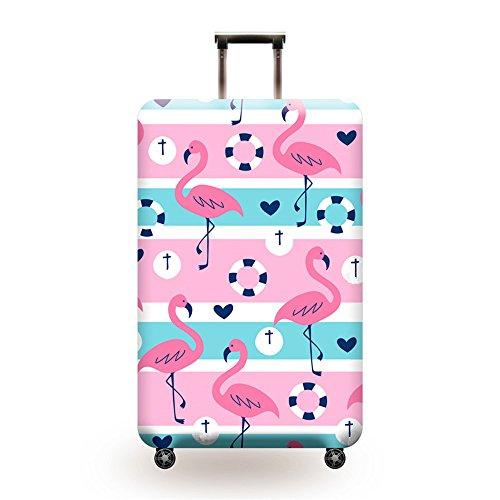 Cubierta de equipaje en Flamingo Form