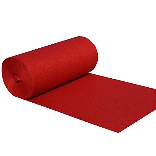 h, Eröffnung Teppich Läufer Party Teppich Treppen Teppich Korridor Teppich Outdoor-Aktivität Teppich, Dicke 2mm (größe : 1.5m x 30m) ()