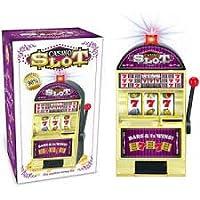 Preisvergleich für Spardose Money Box mit Spiel Slot Machine A Ladegerät Licht und Sound