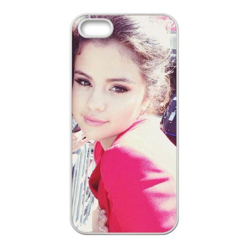 LP-LG Phone Case Of Selena Gomez For iPhone 5,5S [Pattern-6] Pattern-5
