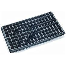 Bandeja semillero para Germinación / Esqueje Jiffy Block - 128 Alveólos ...