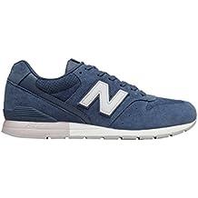 New Balance 996 Sneakers Blu Navy Bianco MRL996MP (43 - Azzurro)