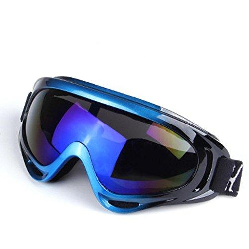 Farbe Motorrad Brillen Outdoor Reiten Gläser Off-Road-Schutzbrillen Skifahren Spiegel , 3