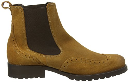 Belmondo 70330102 Damen Chelsea Boots Beige (Cuoio)