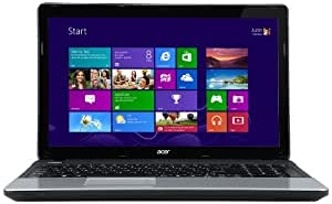 Acer Aspire E1-571 15.6-inch Laptop (Intel Core i5 3210M, 8GB RAM, 750GB HDD, DVDSM DL, LAN, WLAN, Webcam, Integrated Graphics, Windows 8)