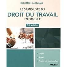 Le grand livre du droit du travail en pratique: Emploi - Travail - Relations professionnelles.