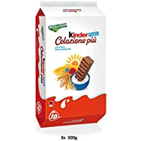 3x 10 Kinder Ferrero Colazione più Kuchen mit Körner 1800 gr 3x 10 kekse riegel