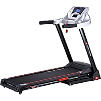 Techness T350 MP3 Cinta de correr inclinable y plegable 18 km/h