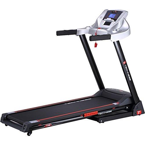 Techness T350 MP3 Cinta de correr inclinable y plegable 18 km/h