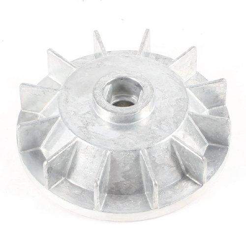 Laufrad Gebläse (sourcingmap® 8mm Bohrung Durchmesser 12 Zähne Kunststoff Gebläse Lüfter Blatt Laufrad de)