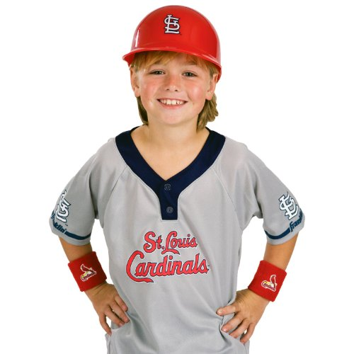 (Franklin Sports MLB Youth Team Uniform Set, Kinder, St. Louis Cardinals)