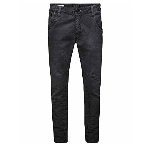 JACK & JONES Herren Jeans JJCOMike Dylan JOS 865 Grau (Dark Grey) W28 / L32 Dylan Boyfriend-jeans