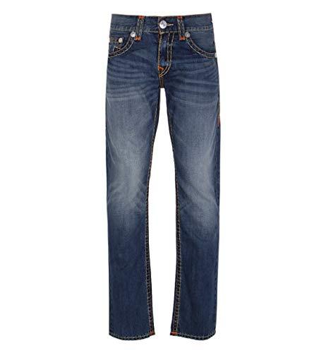 "True Religion Slim Fit Hidden Night Jeans - 31"" Waist / 34"" Leg"
