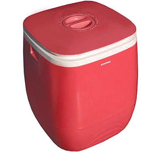 Syntrox Germany - Miniwaschmaschine mit Schleuder (Pink)