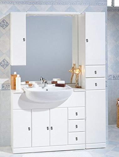 Miglior lavabo bagno a semincasso migliori sanitari online for Lavabo arredo bagno