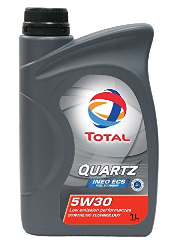 Preisvergleich Produktbild Total Quartz Ineo ECS 5W-30 Motorenöl, 1 Liter