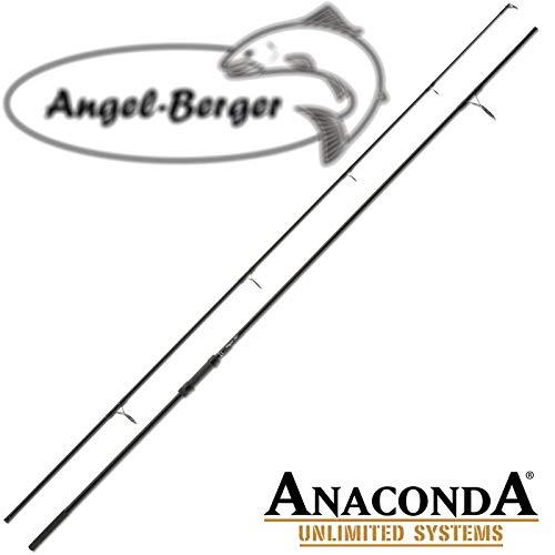 Angel-Berger Karpfenrute Karpfenangel Steckrute