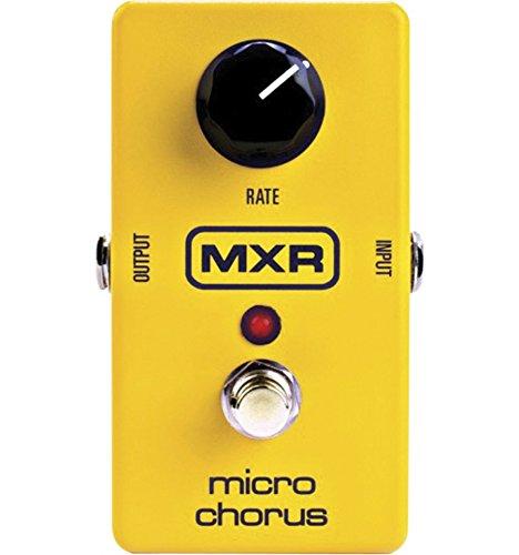 MXR M148Micro Chorus guitarras de efectos de Chorus–Flanger–Phaser...