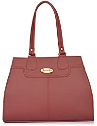 Fostelo Women's Kathleen Handbag Maroon