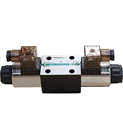 Magnétique, Soupape hydraulique, Hydraulic Valve, Voies Valve (Solenoid Valve), ng06(cetop 3), T fermé, A/B P verbunden/T Closed, A/B P connectés, max. 315bar, hydraulique