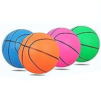 TOYMYTOY Mini-Basketball-Indoor/Outdoor-Sport-Ball für Kinder (zufällige Farbe)