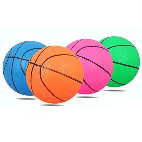 TOYMYTOY Mini-Basketball-Indoor/Outdoor-Sport-Ball für Kinder (zufällige - Ball Basketball-spiel
