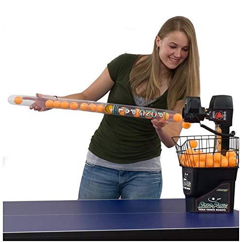 RLQ Tischtennis Ballsammler Picker Up 85Cm Lange Ping Pong Ball Picking Tischtennis Zubehör für Tennis, Pickleball, Padel und mehr