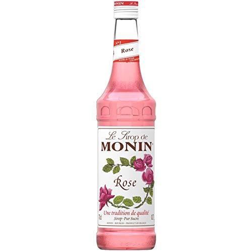 Monin Rosen Sirup 6 x 0,7l Monin Rose