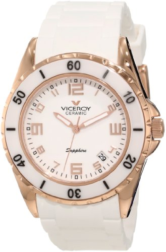 Authentic Viceroy Ceramic Watch 47564-95