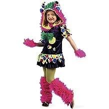 Limit Sport - Disfraz de monstruo Fabiola para niña (MI785)