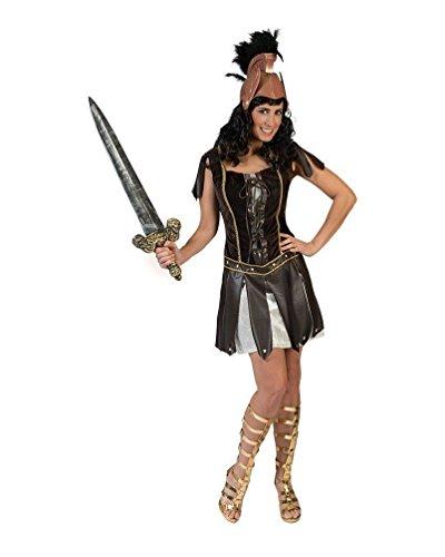 (Pierro´s Kostüm Gladiatorin Quinta Damenkostüm Größe 36-38)
